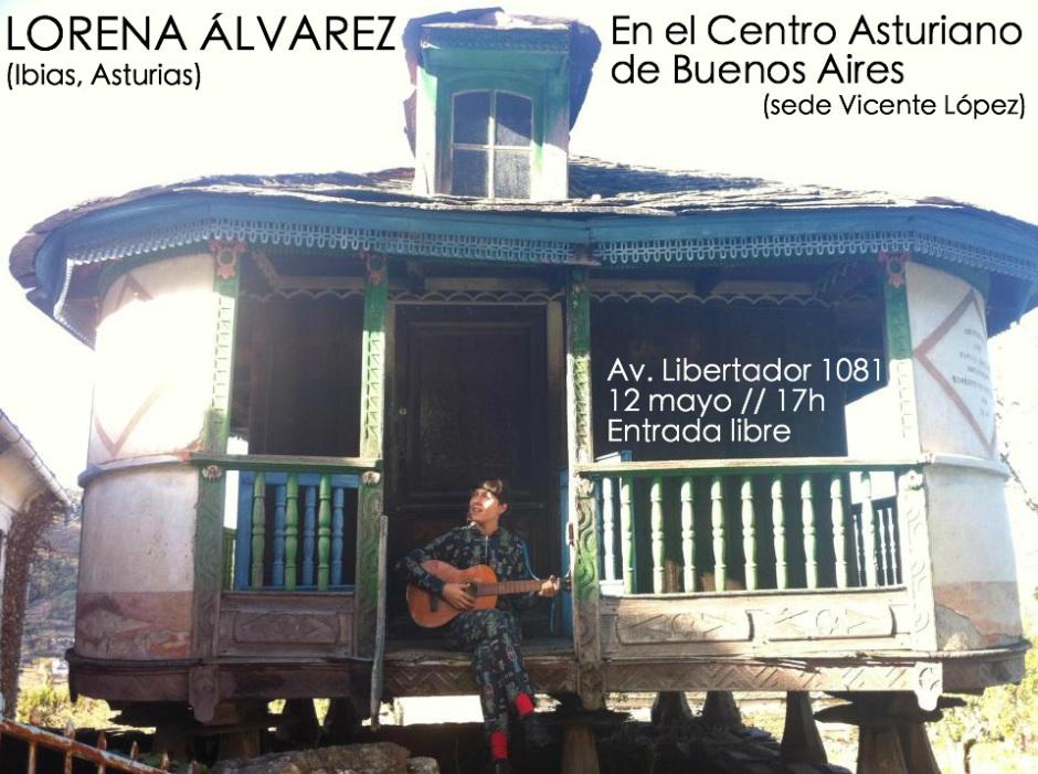 LORENA álvarez centro asturiano